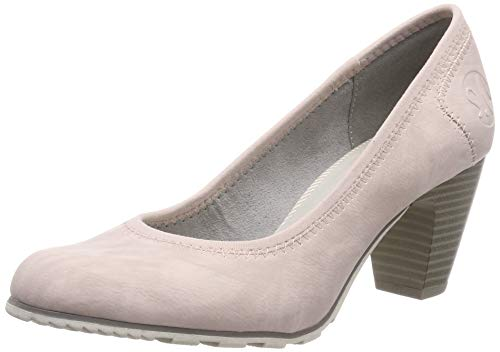 s.Oliver Damen 5-5-22404-22 544 Pumps, Rose, 41 EU