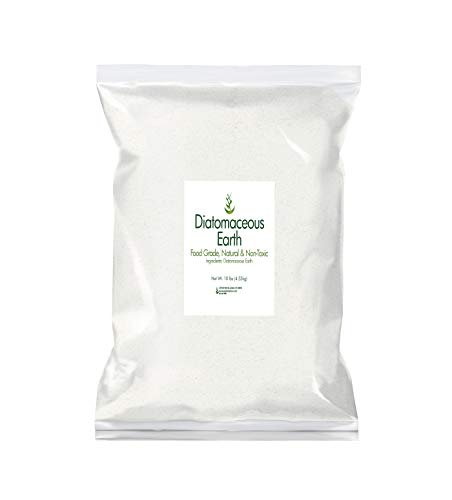 Pure Organic Ingredients Diatomaceous Earth (10 lbs)