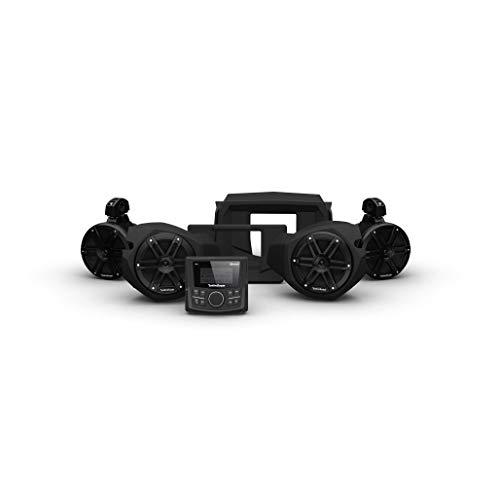 Rockford Fosgate RZR14-STG2 Stereo, Front & Rear Speaker Kit for Select Polaris RZR Models (2014-2021)