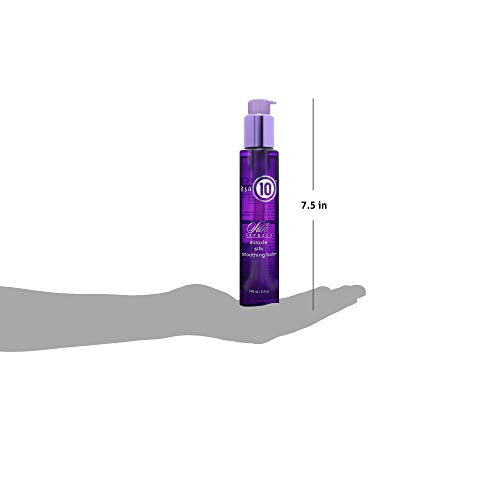 It's a 10 Haircare Silk Express Miracle Silk Smoothing Balm, 5 fl. oz.