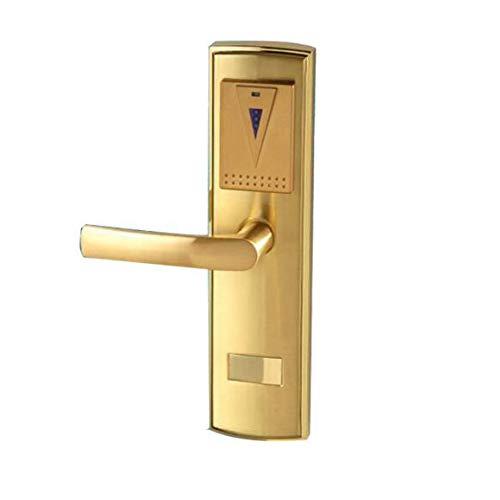 HXYL Elektronisches intelligentes Türschloss, intelligentes Türschloss-Hotel elektrische intelligente Tür-magnetische Hotelinduktionshotel-Karten-Verschluss-System