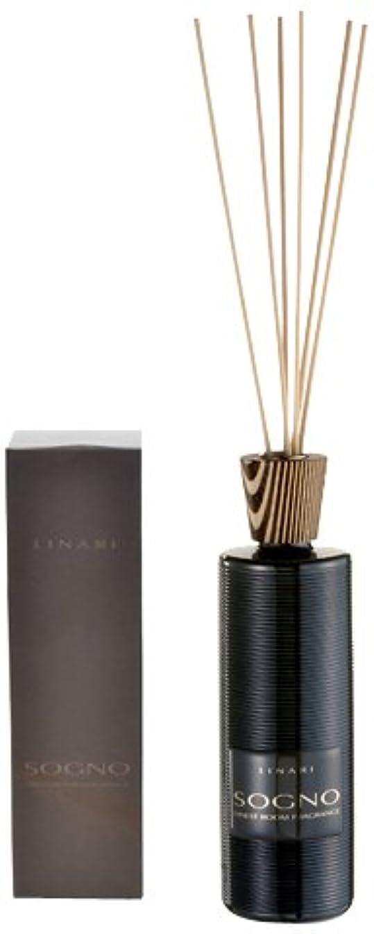 叙情的なスロープ批判LINARI リナーリ ルームディフューザー 500ml SOGNO ソーニョ ナチュラルスティック natural stick room diffuser