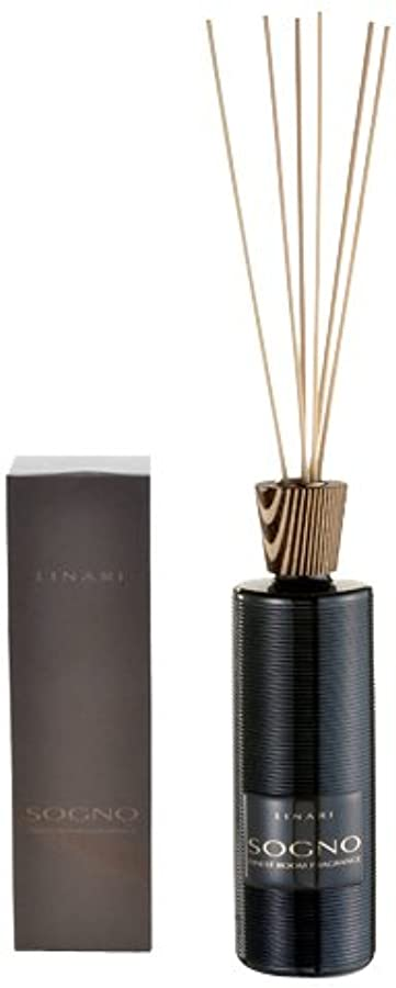 メルボルン暴動餌LINARI リナーリ ルームディフューザー 500ml SOGNO ソーニョ ナチュラルスティック natural stick room diffuser