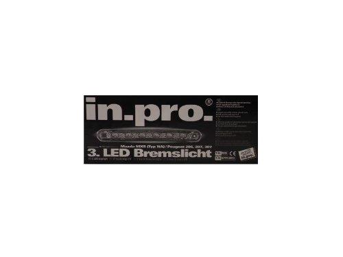in. pro. 349519claire 3Modèle Feu stop LED pour Peut 207Berline