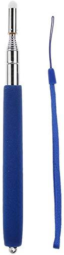 hsj Ausfahrbaren Teleskophandklassenzimmer Whitepointer Blau Exquisite Verarbeitung