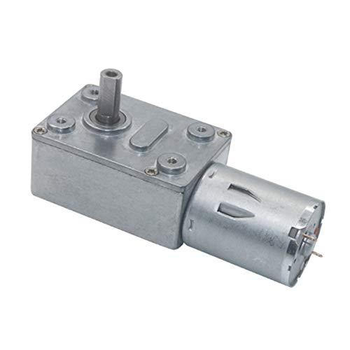Motor de engranaje eléctrico Motor de reducción, DC 6 V 12V 24V...