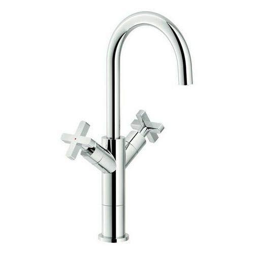 LR116258 / 2CR - Grifo para lavabo (orificio mediano, NOBILI)