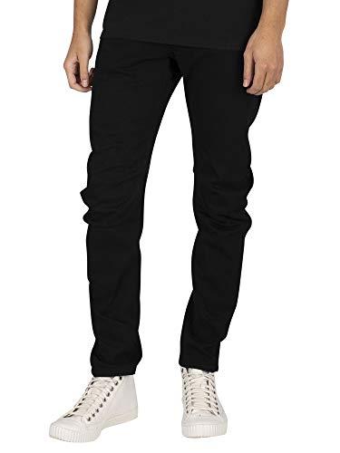 G-Star Men's Arc 3D Slim Jeans, Black, 30W x 32L