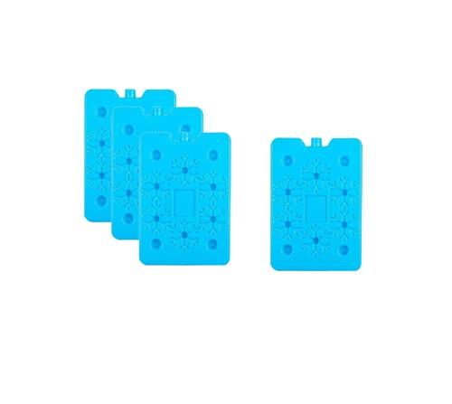 EPISENT   Freezer Blocks   Pack of 4   Ice Packs   Freeze Boards   Reusable...