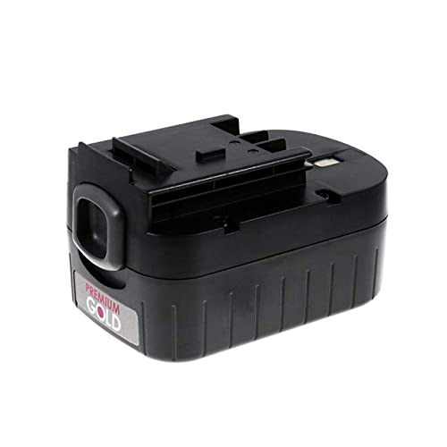 Batería para Black & Decker Modelo Slide Pack Firestorm A14