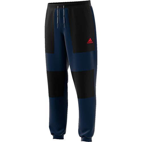 adidas 2019-2020 Arsenal Fleece Joggers (Navy)