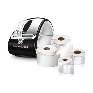 DYMO-LabelWriter-450-Impresora-de-etiquetas-trmicas