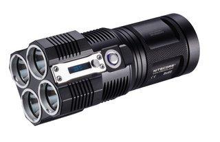 NiteCore TM26 Quad Ray Exklusiv Edition, 3800 Lumen