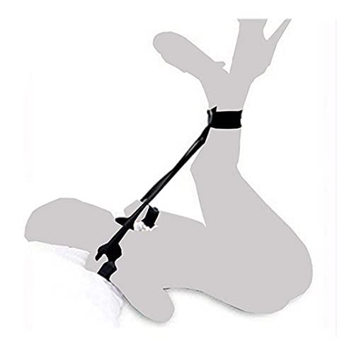 Irue Correas de Yoga para el hogar, Postura y posición cinturón de Nylon