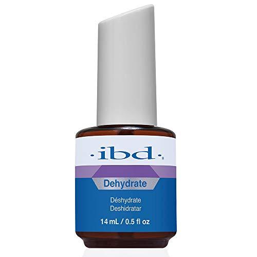 IBD Just Gel Dehydrate - Deshidratador de uñas y agente equilibrador de pH de uñas, 14ml
