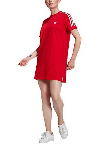 adidas Vestido Escarl Rojo para Mujer 42