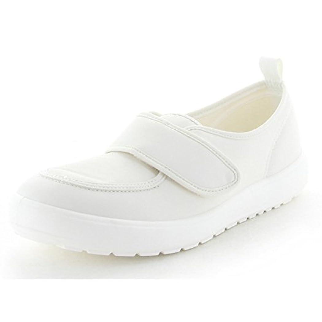 いらいらする病な近代化する[ムーンスター] 男女兼用 MS大人の上履き 04 ホワイト
