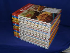 Family Circle Illustrated Library of Cooking (Complete Set, Volumes 1 - 16)