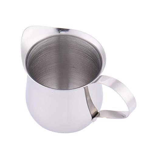 YEES Landmark 6090150 - Vaso para leche condensada (acero inoxidable, 240 ml)