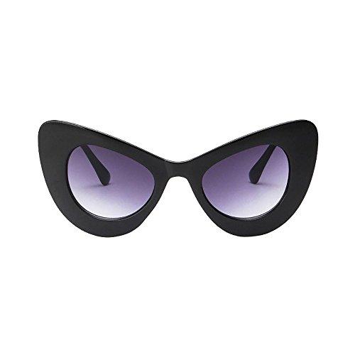 Wobang Gafas de sol vintage con ojo de gato para mujer, gafas de sol baratas para mujer 457 Talla única