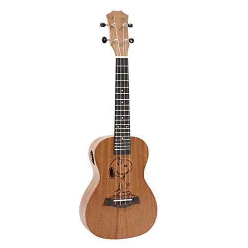 ukeleles per bambini e adulti, 23 pollici di legno ukulele per i regali bithday, Hawaii Bambini chitarra per studenti e principianti
