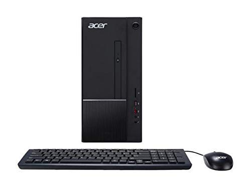 2019 Newest Acer Aspire Flagship Premium High Performance Business Desktop, Intel 6-Core i5-8400 2.8GHz up to 4.0GHz, 8GB DDR4 RAM, 1TB Hard Drive, DVR-RW, WiFi, HDMI, Windows 10