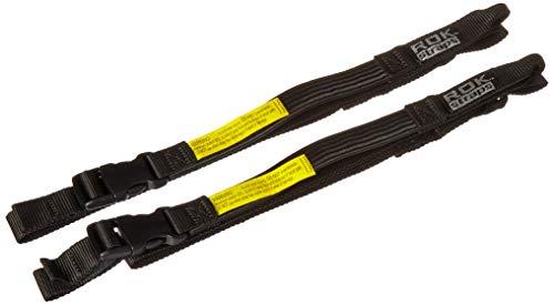 ROK Straps ROK-10306 Black//Orange 12-42 Pack Adjustable Stretch Strap