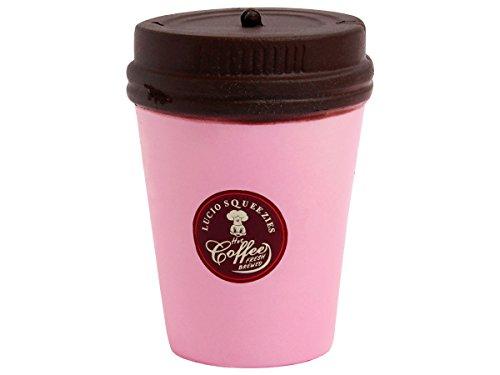Alsino Squishies Squishy Squishy Squishi SQ-80 Koffiebeker, stressverminderend, voor kinderen en volwassenen