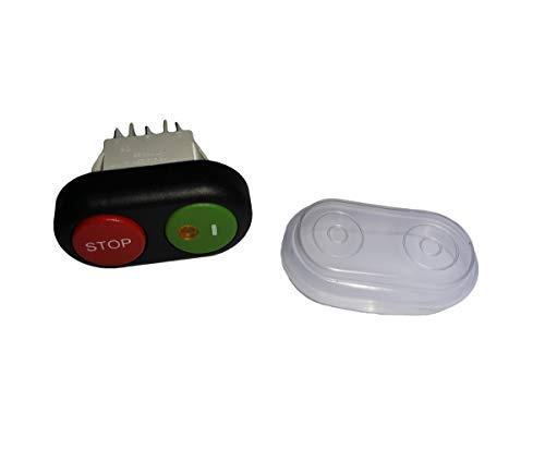 Interruptor rebanadora RGV Famia Sirman con protección de silicona