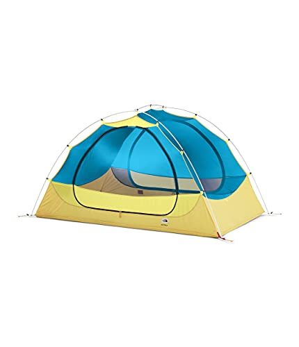 THE NORTH FACE Talus Eco 2 Zelt, Stinger Yellow-Meridian Blue
