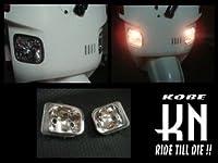 ジャイロキャノピー ヘッドライト TA02 スーパーリフレクターライト