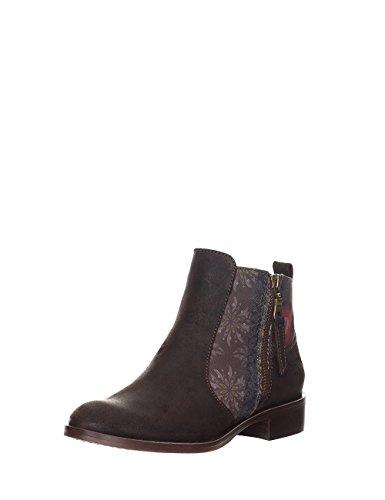 Desigual Alba, Boots Femme - Marron (6044), 37 EU