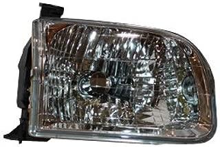 TYC 20-6177-00 Toyota Sequoia Passenger Side Headlight Assembly