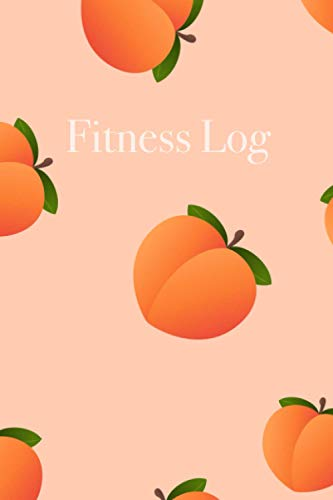 Fitness Log: Track Warm-Up, Exercise, Reps, Weight, Sets, Vitamins and Supplements, Cardio and Notes - Weight Lifting Journal and Exercise Notebook