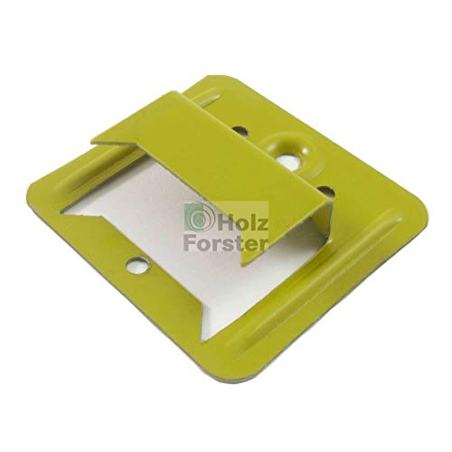 FRÜH Nut-Feder-Profil Schraubkrallen 6x10,5mm 6SKVCSB chromatiert, 100 Stück