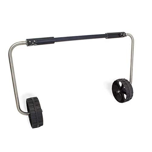 Boonedox Groovy Landing Gear Track Kit Adjustable Kayak Wheel Cart