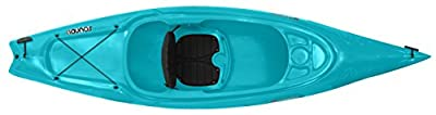 9330015091 Perception Sound 9.5 Kayak, Turquoise from Confluence Watersports