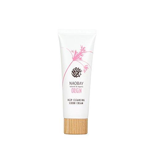 Naobay Origin Crema Exfoliante Facial Limpieza Profunda - 75 ml