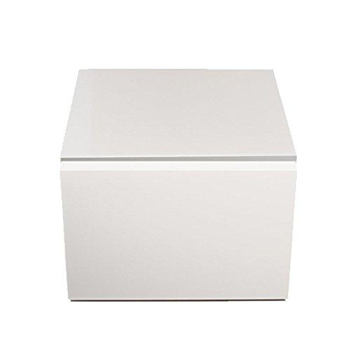 Paris Prix - Temahome - Chevet Float Blanc Mat