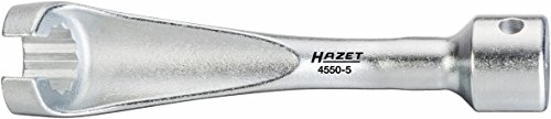 HAZET 4550-5 Offener Doppel-6Kt.-Steckschluesse
