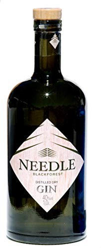 Needle Blackforest dy Gin 40%, 1,0 Liter