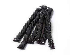 Black Licorice Twists - 5 lb.
