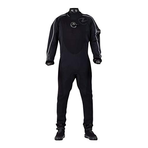 Aqua Lung Fusion One Drysuit with Drycore Scuba Diving Dry Suit (4XL+)