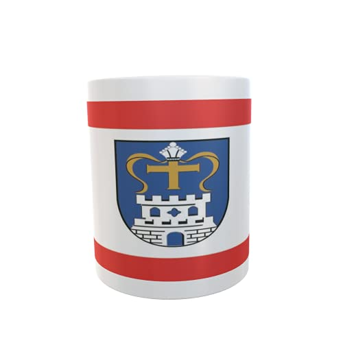 U24 Tasse Kaffeebecher Mug Cup Flagge Kreis Ostholstein
