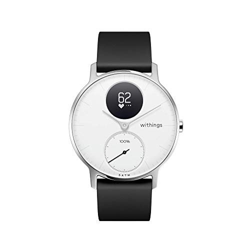 Withings Steel HR Smartwatch ibrido Tracker delle...