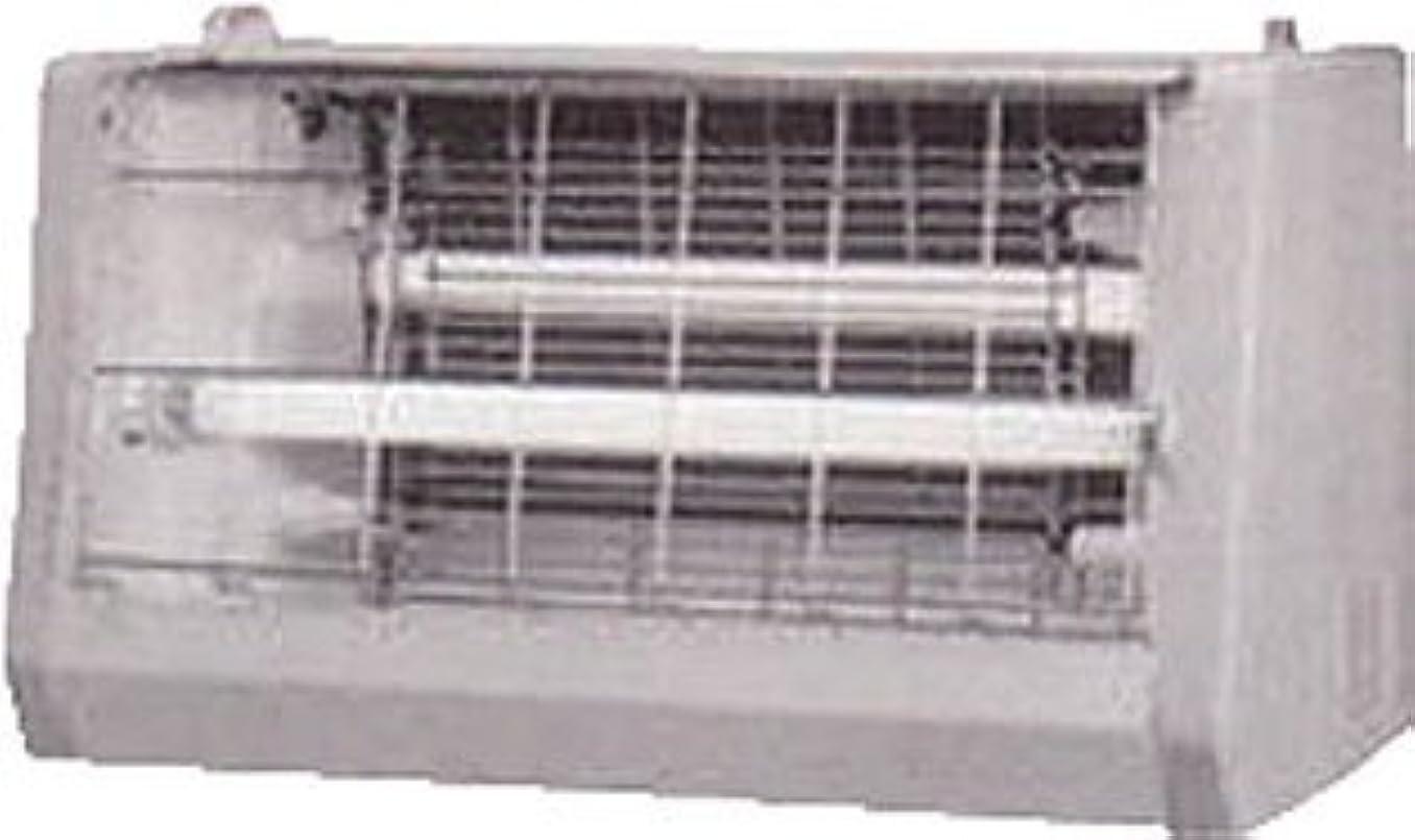 扇動するモトリードループ朝日 電撃殺虫器 屋内用 15W 2灯式 A-15