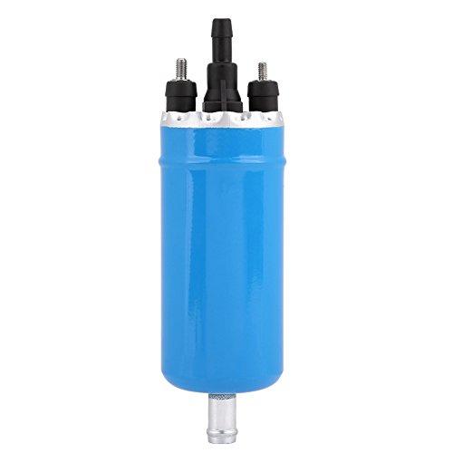 Qiilu Bomba de combustible en línea eléctrica del Alta presión con Kit de instalación