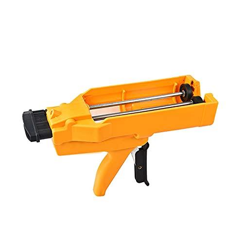 Yanhuigang Pistola de calafateo ampliamente Utilizada Nueva Herramienta de llenado de Pegamento de Porcelana de Pegamento de Dos componentes de 400 ml de 400 ml