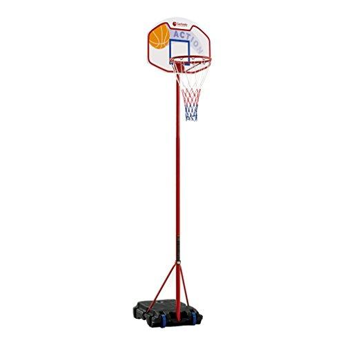 Garlando Baskeballkorb EL Paso H 160-210 cm