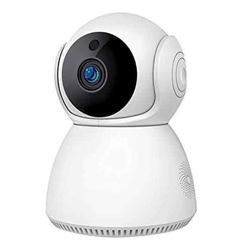 Mogzank CáMara InaláMbrica, CáMara de Vigilancia HD 1080P, Red Remota InaláMbrica WIFI, para Hogar Al Aire Libre Enchufe de la UE